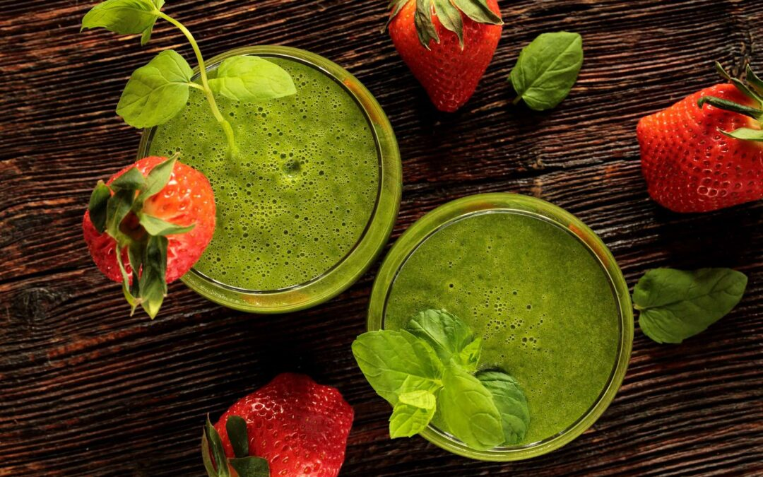 Top 5 Detox Drinks For Weight Loss
