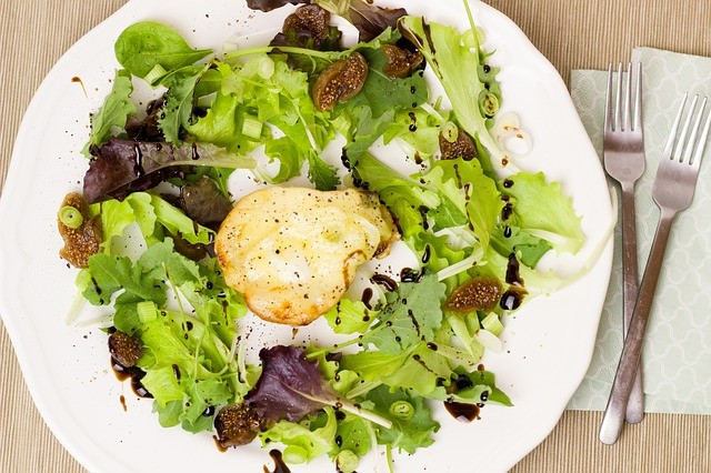 13 Healthy Salad Recipes For Weight Loss